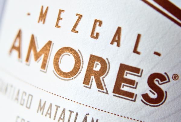 Mezcal Amores designed by Butic