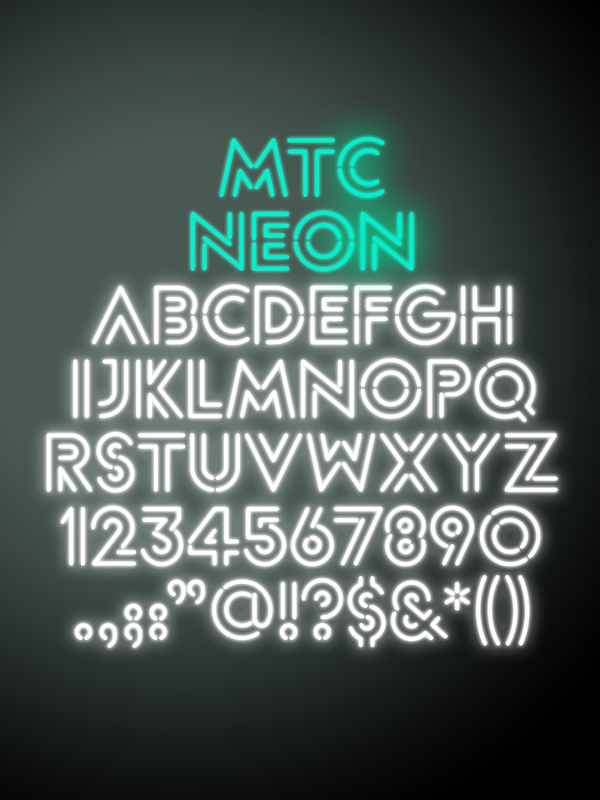 Logo and typeface developed by Interbrand under the theme of 'new light' for Melbourne Theatre Company
