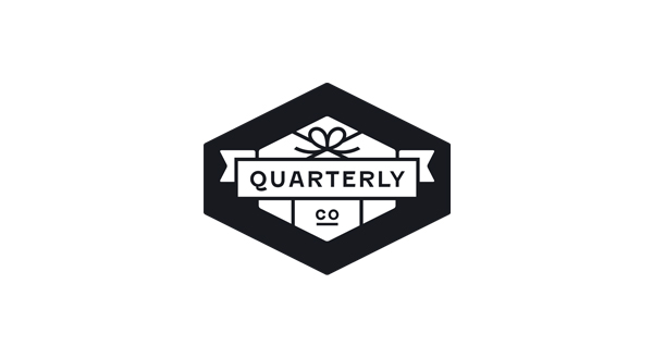 Quarterly Co. - Packaging and branding by Oak
