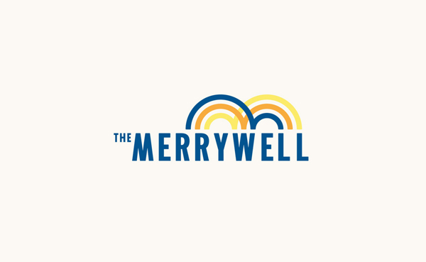 Logo design for The Merrywell developed by CIP
