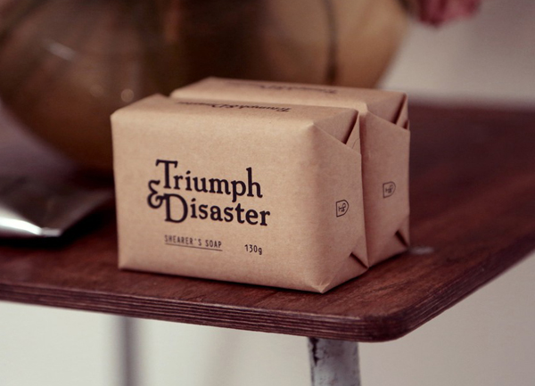 Triumph & Disaster - Designed by Studio DDMMYY