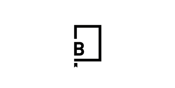 Logo created by Freytag Anderson for advertising industry guide Little Black Book