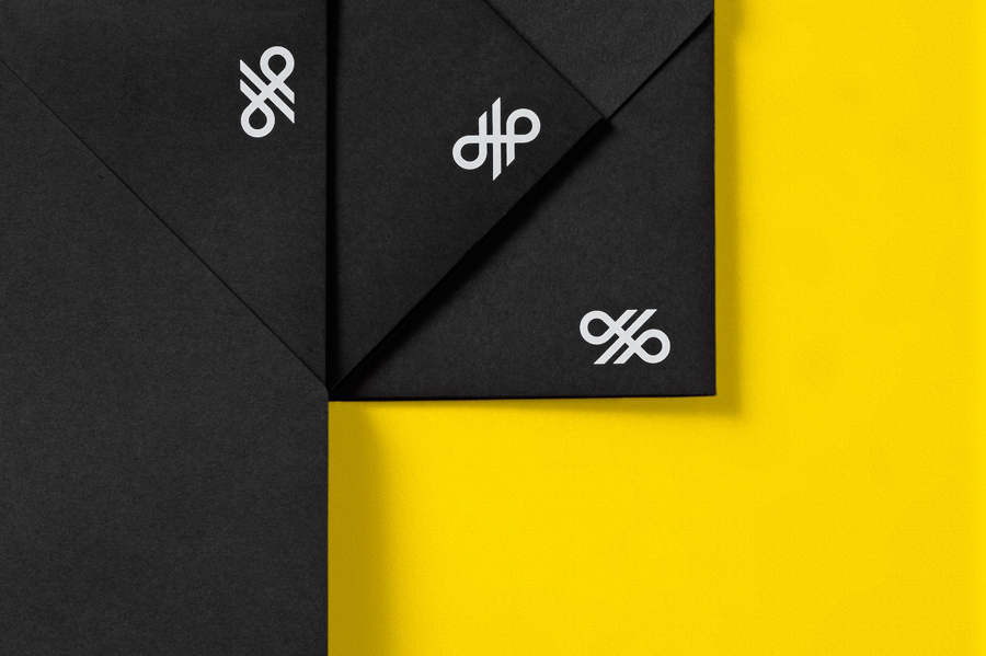 Logo and stationery for banking systems and solutions firm Crosskey designed by Kurppa Hosk