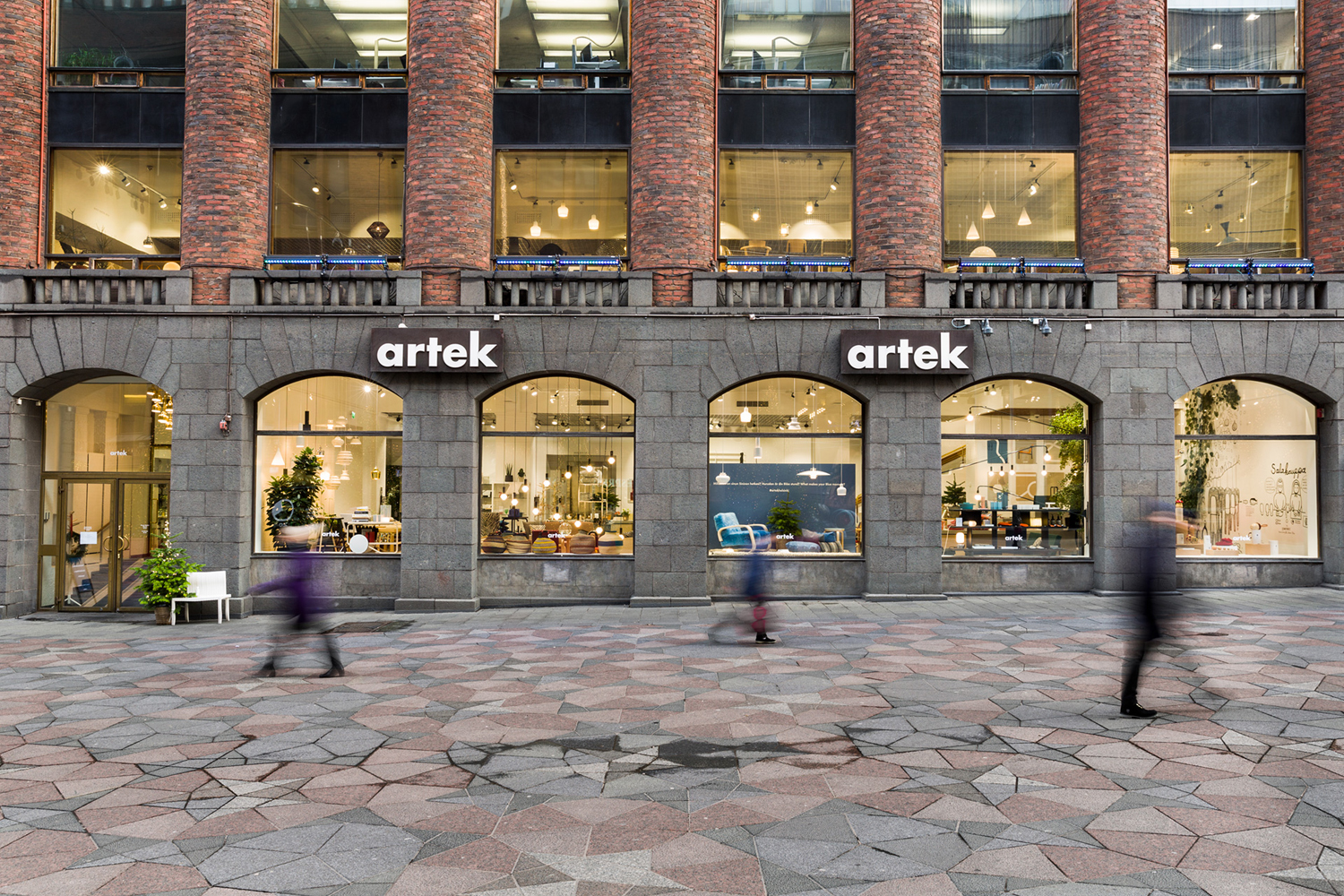 new brand identity for artek helsinki by tsto bp o