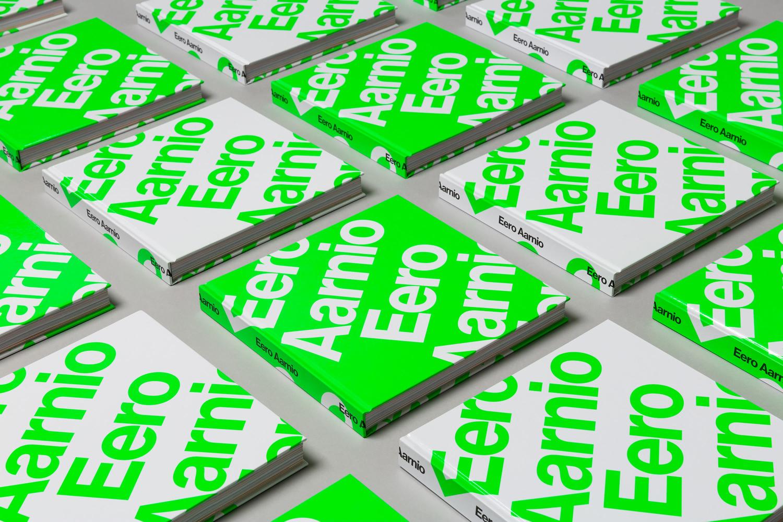 The Best Graphic Design of 2016 – Eero Aarnio by Bond, Finland