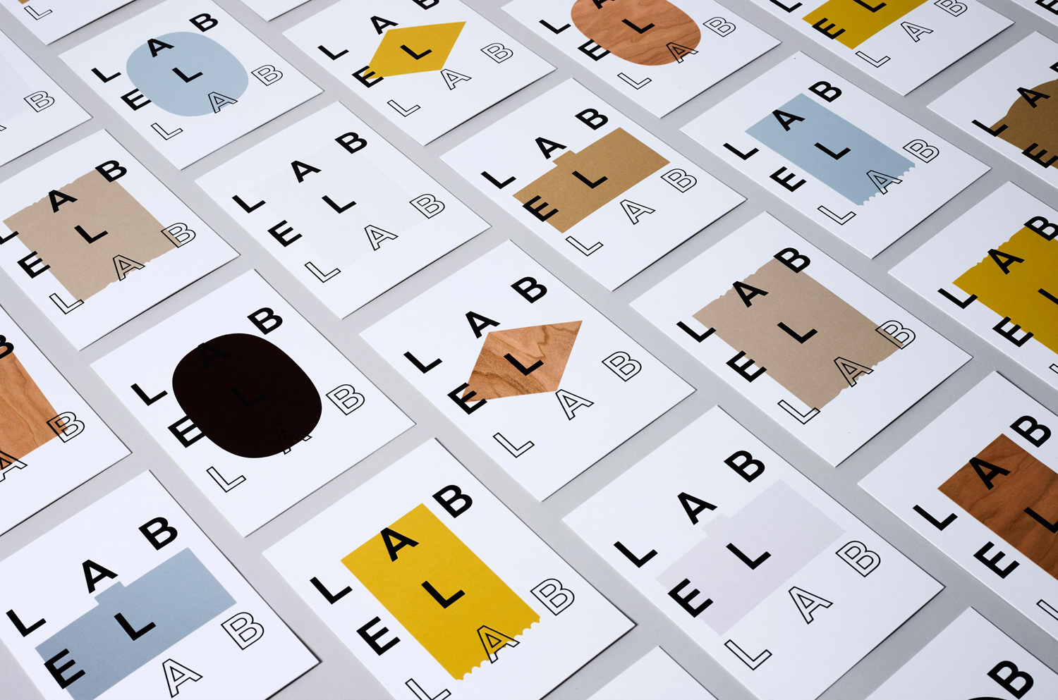 Designed in the UK – Label Lab by TM, London