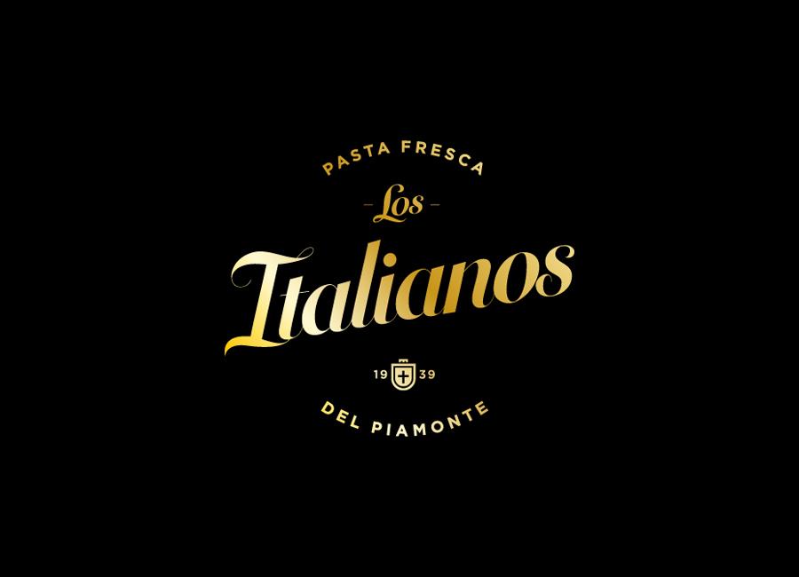 New brand identity for los italianos by huaman bp o - Los italianos barcelona ...