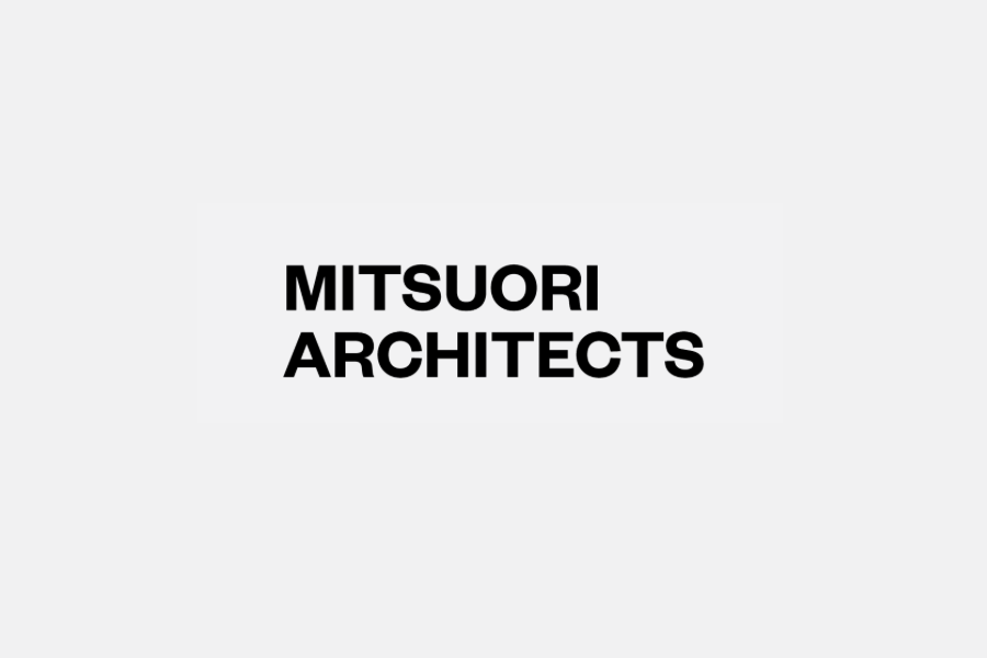 Logotype designed by Hunt & Co. for Melbourne based architectural design studio Mitsuori Architects
