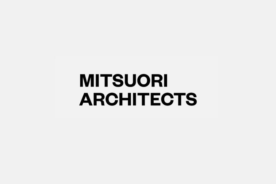Logotype designed by Hunt & Co. for Melbourne based architectural design studio Mitsuori Architects