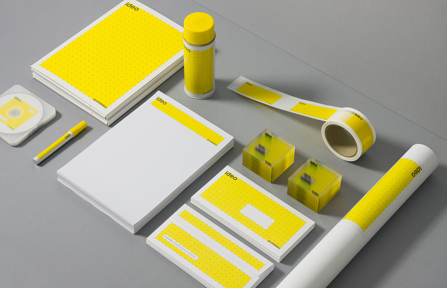 New brand identity for ideo architekci by for brands bp o for Ideo company