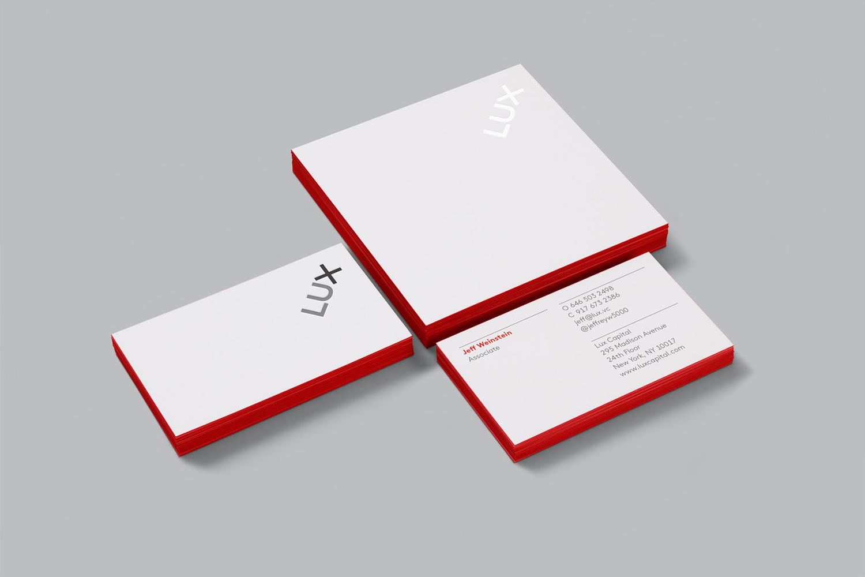 Minimal Branding – Lux by Mucho