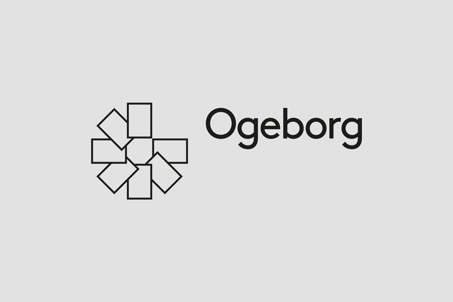 Logo designed by Kurppa Hosk for high-quality carpet manufacturer Ogeborg