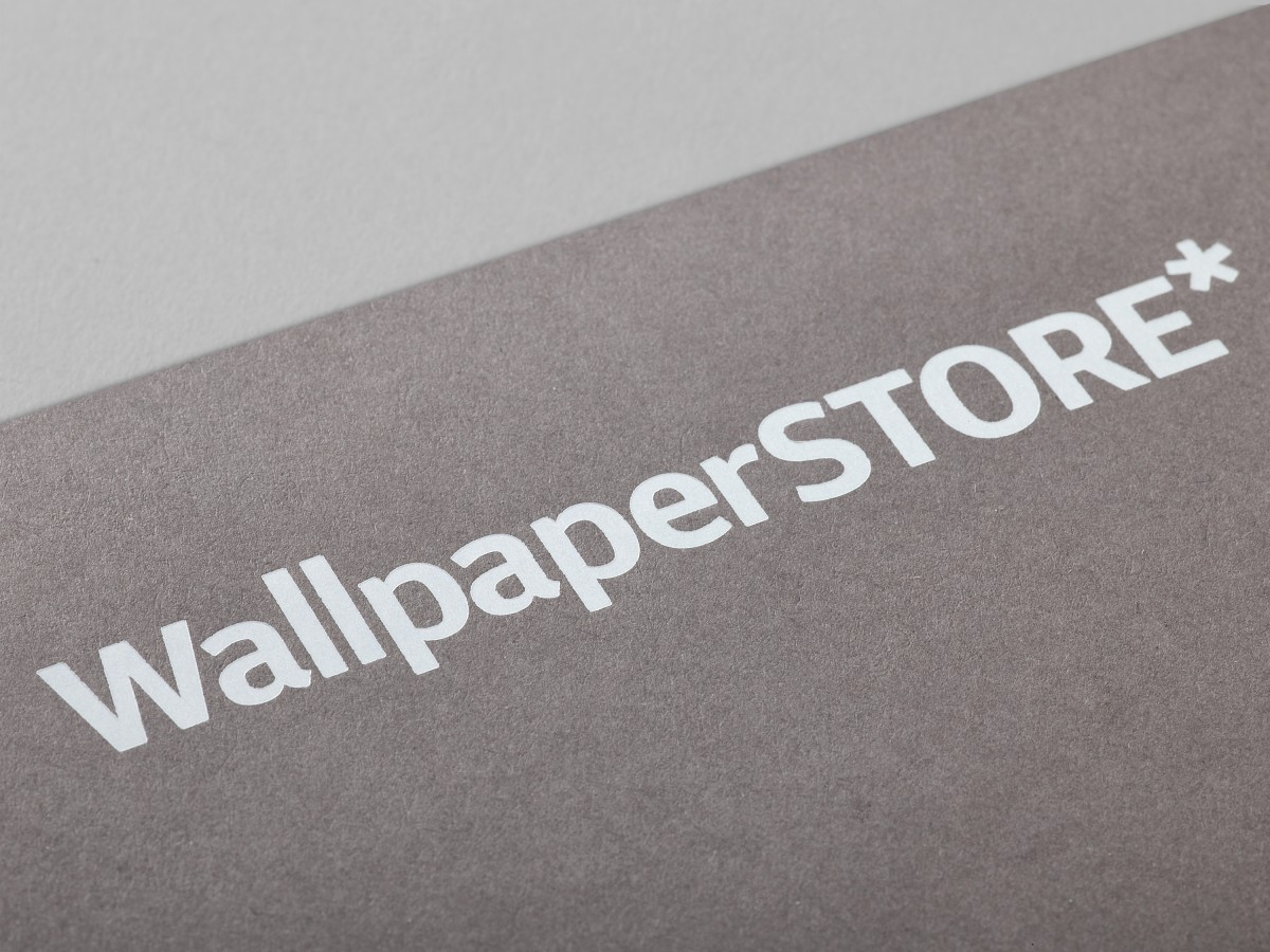 Packaging for WallpaperSTORE* by A Practice For Everyday Life, United Kingdom