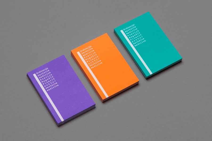 Business Card Design Inspiration No 3 — BP&O