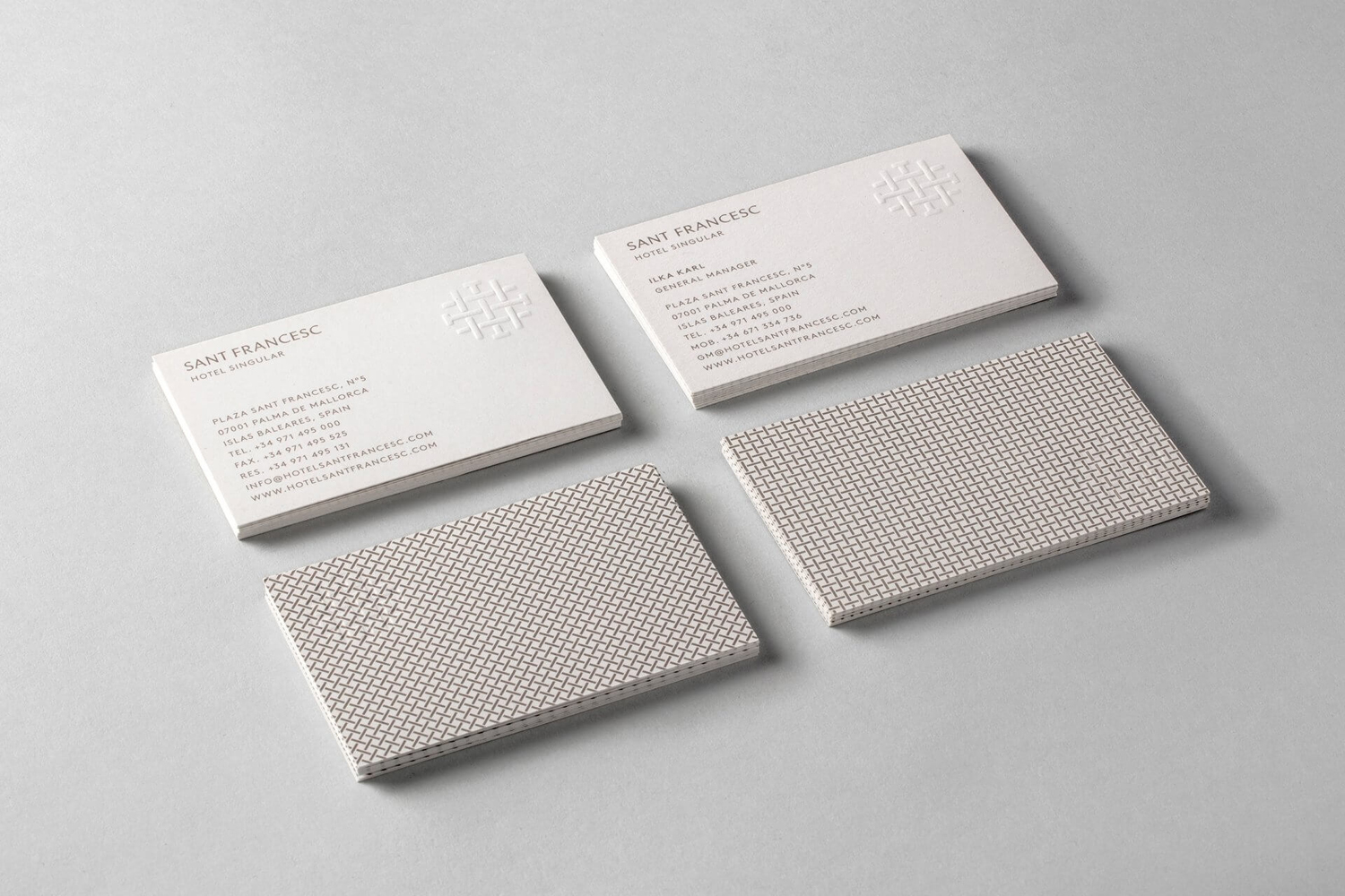 Best Business Card Designs 2017 – Inspiration & Gallery