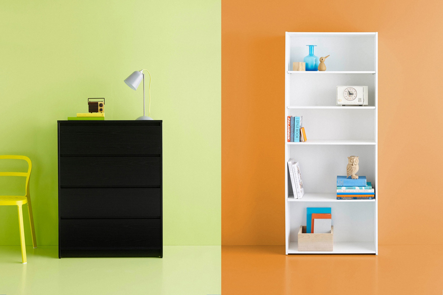 Photography by Collins for Target's modernistic home furnishings range Room Essentials