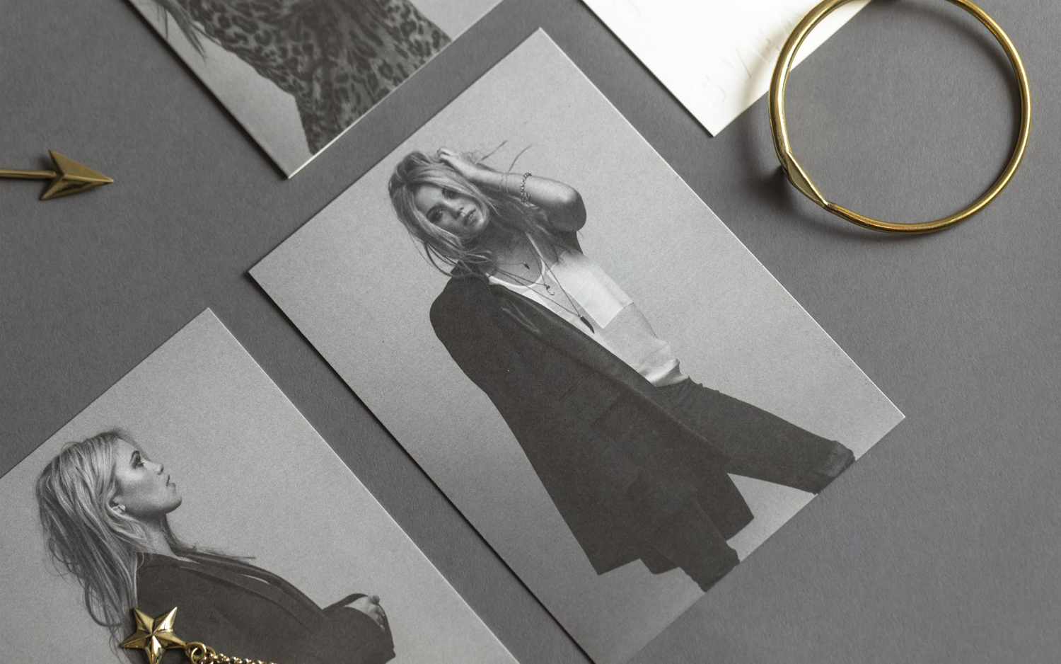 Logotype, print, packaging and art direction by Bond for London-based Tilly Sveaas Jewellery
