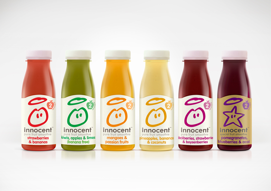 4p on innocent smoothies