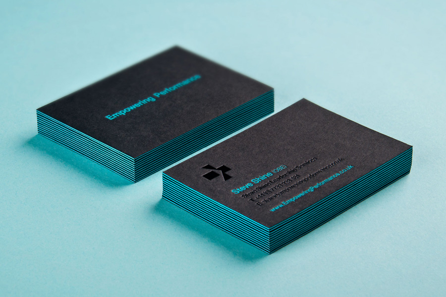 New Logo and Brand Identity for Steve Shine by Analogue BP&O