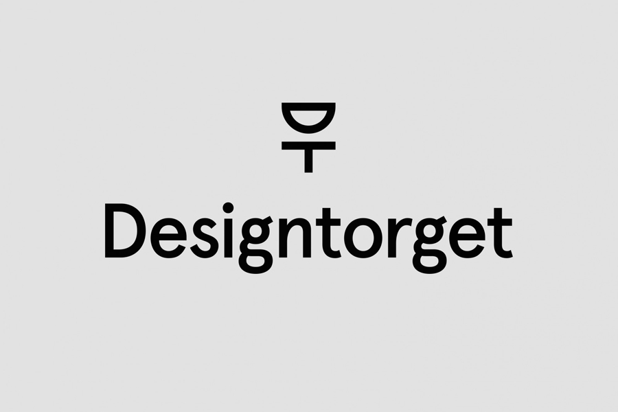 Logo and logotype by Kurppa Hosk for Swedish contemporary furniture, art and design curator and retailer Designtorget