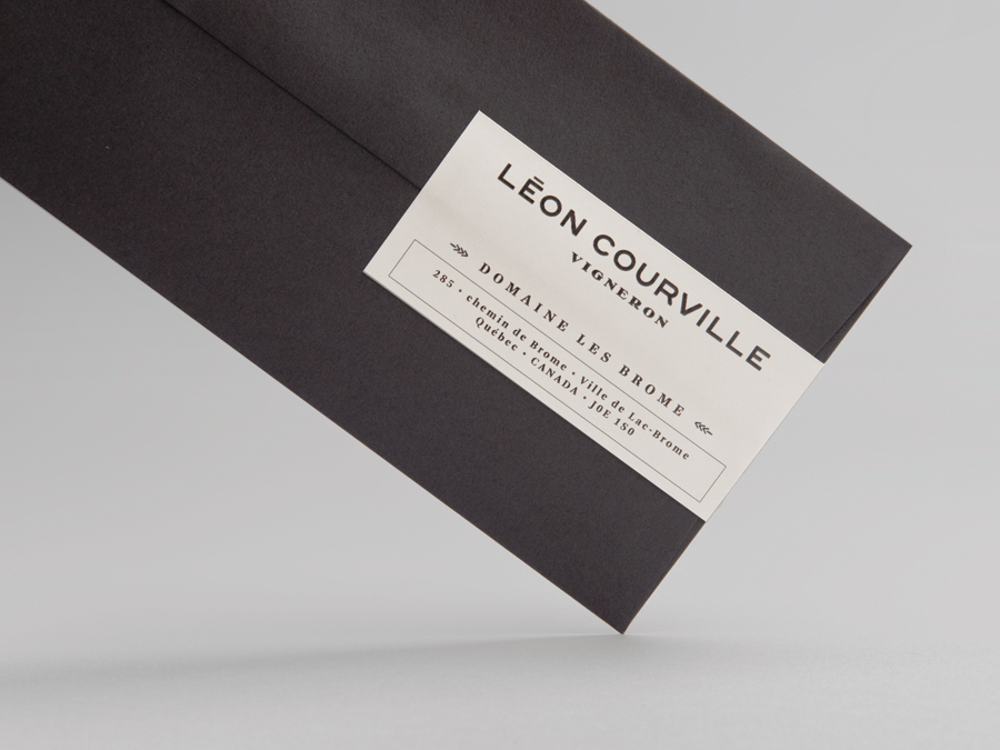 New Brand Identity For L 233 On Courville By Lg2 Boutique Bp Amp O