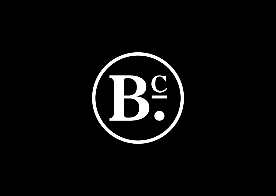 Monogram for online publisher Bearleader by The Studio, Sweden