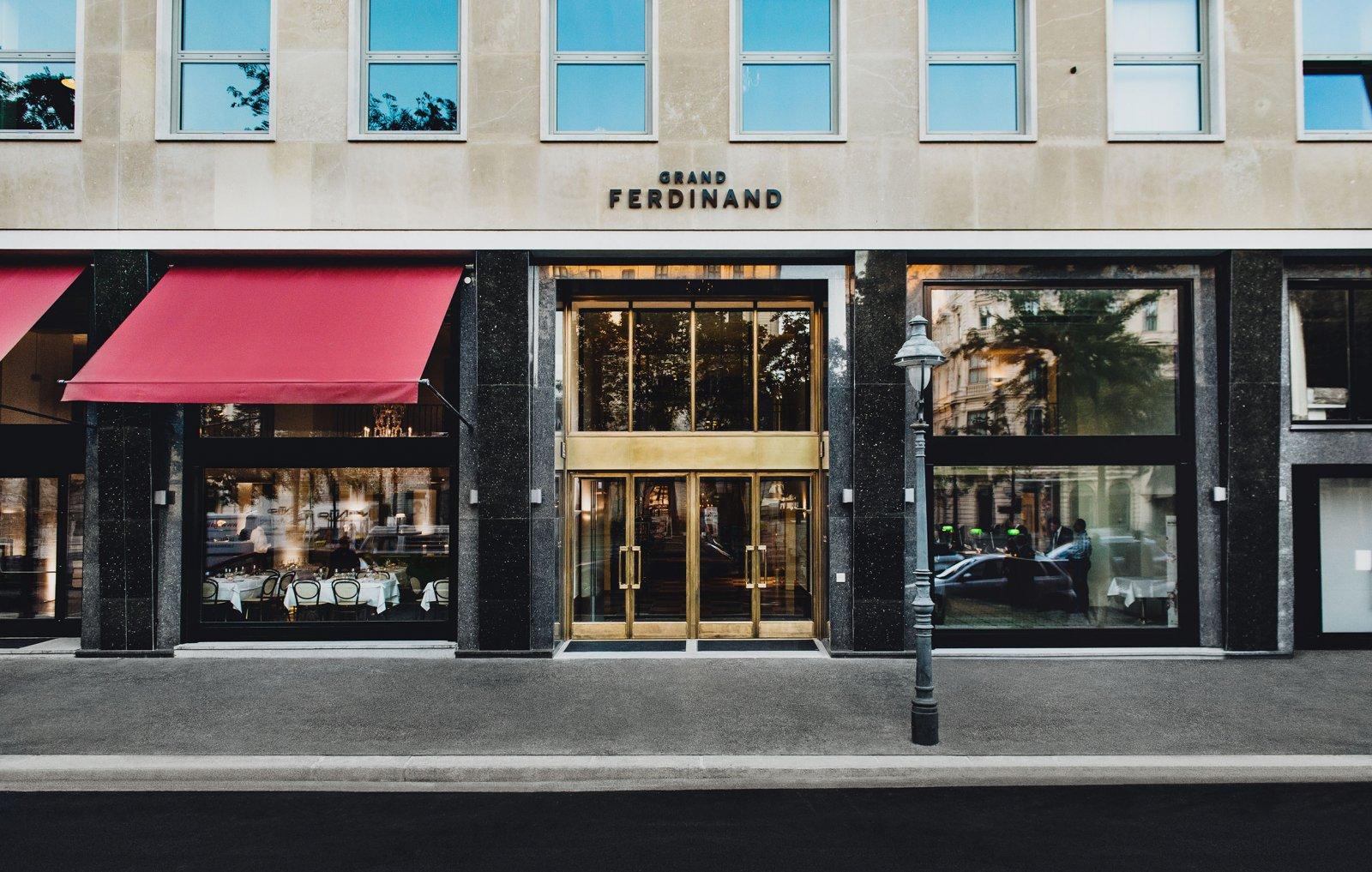 Grand Ferdinand Vienna