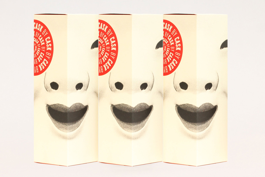 Packaging for Karuizawa 1984 designed by The Metric System