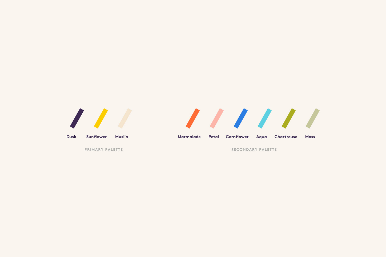 Branding for American laminate brand Prism by Atlanta based graphic design studio Matchstic