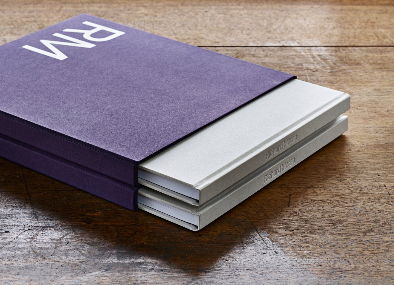 Brand identity and lookbook for UK photographer Richard Moran by Leeds based graphic design studio Journal