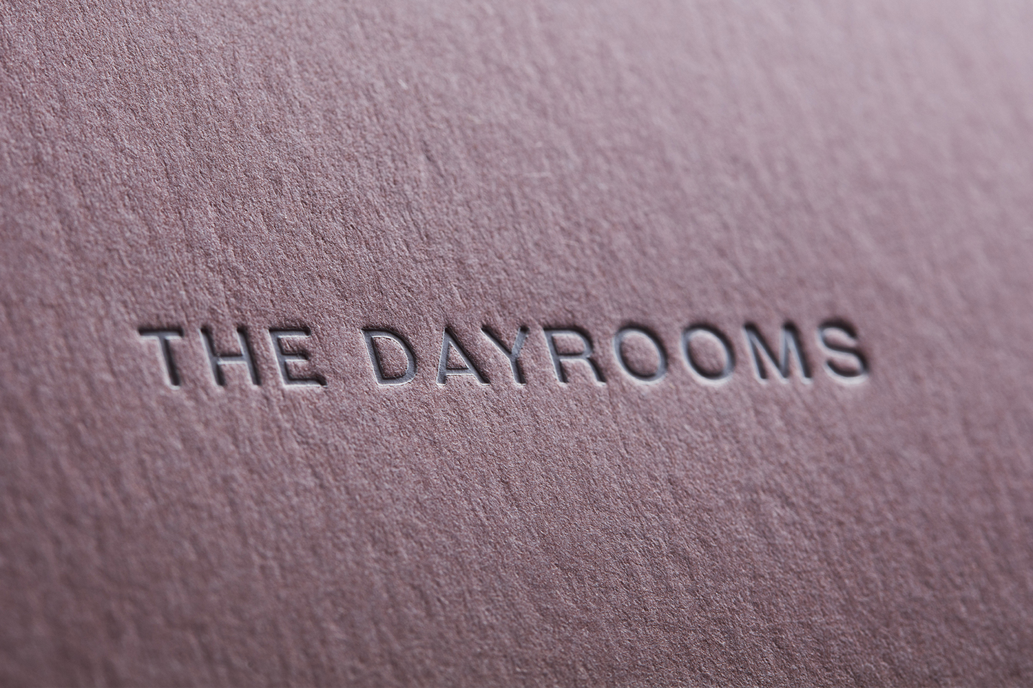 Brand identity and print by Two Times Elliott for Australian fashion boutique in London The Dayrooms