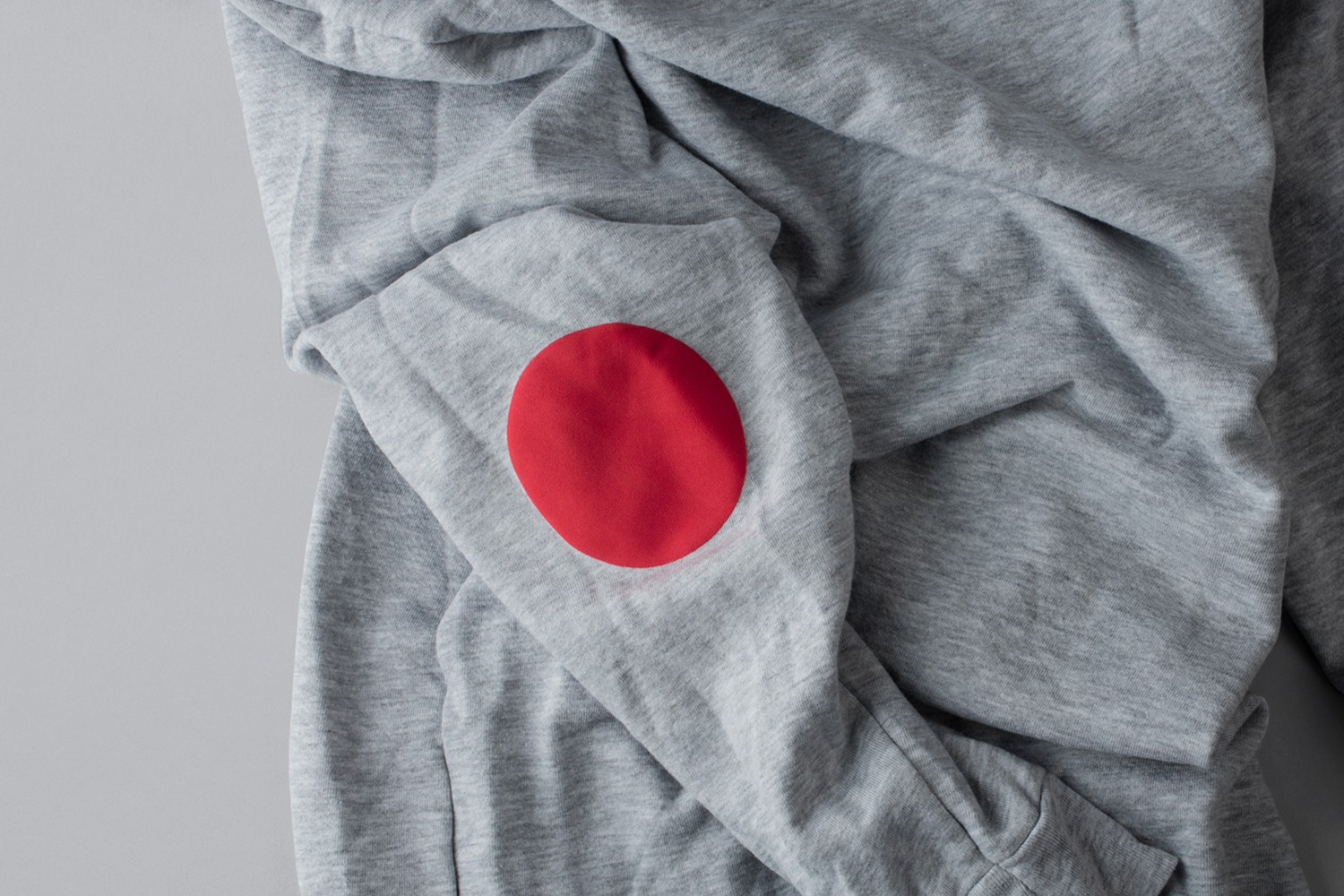 Branded hoodie designed by Bunch for San Francisco based tech start-up Capt