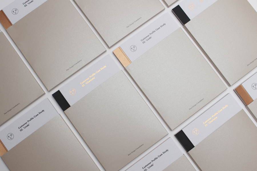 Brand Identity for Pure Design Consultancy by Passport - BP&O
