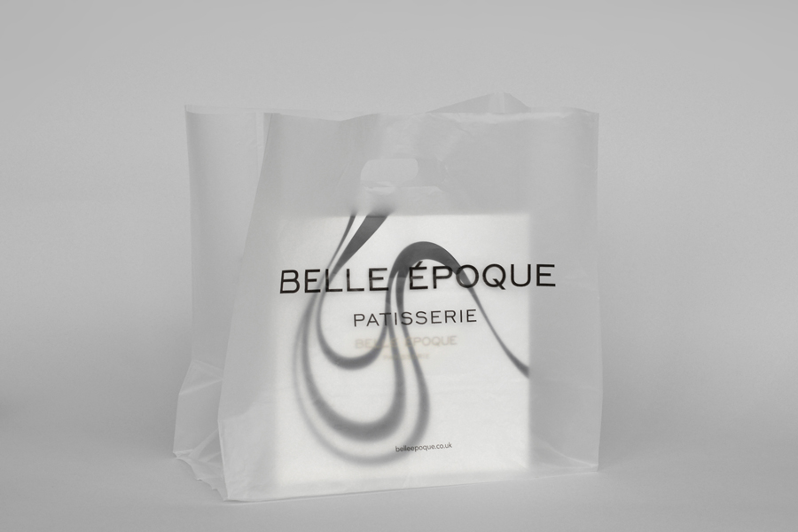 Bag for French Patisserie Belle Epoque by Mind Design