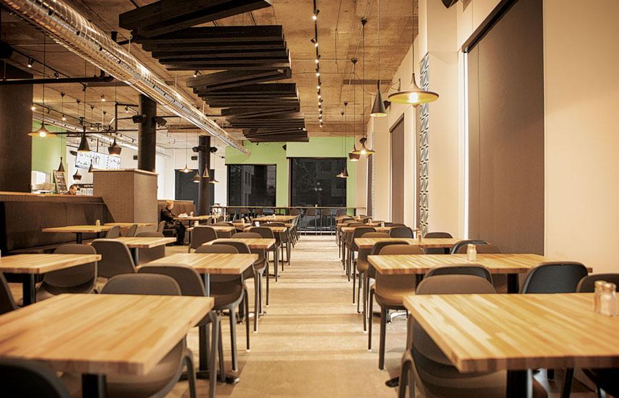 Branding & Interior Design – Nourcy by lg2boutique, Canada