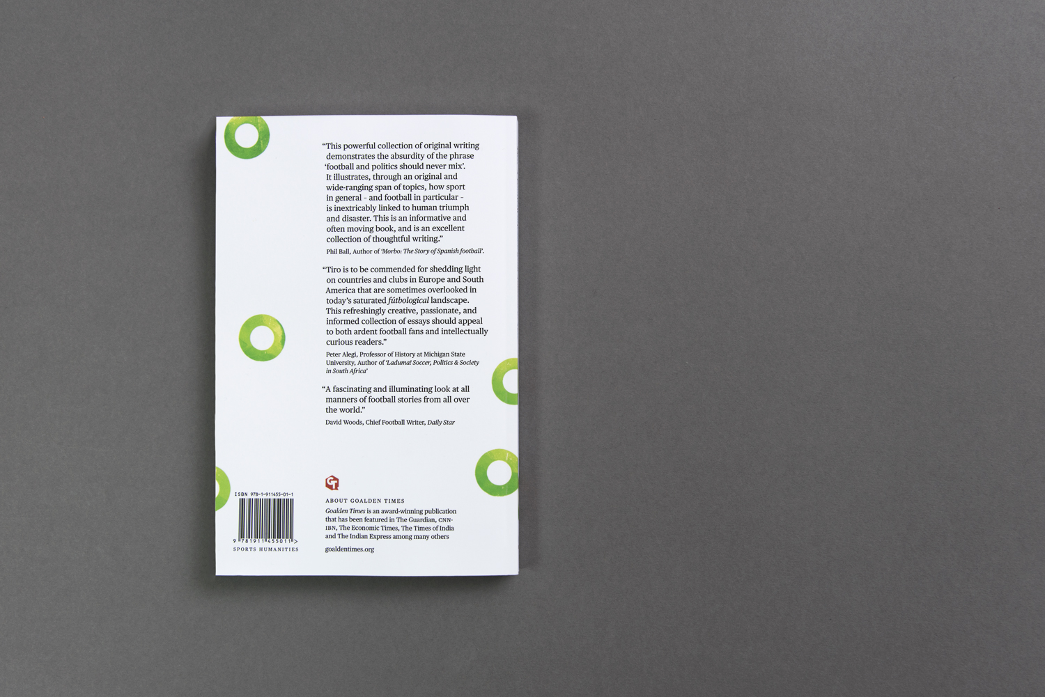 Print by London-based design studio, private press and typography workshop The Counter Press for Tiro, released by UK independent publisher Rattis Books.