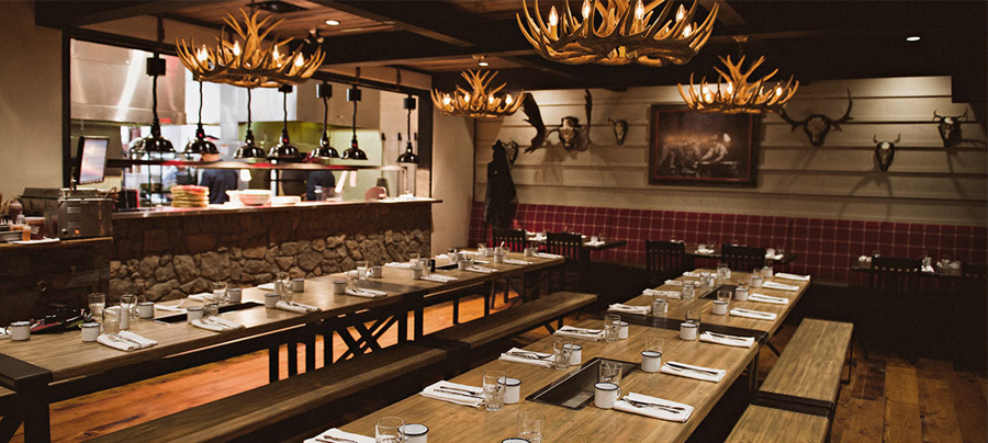 Park Restaurant Bar & Distillery