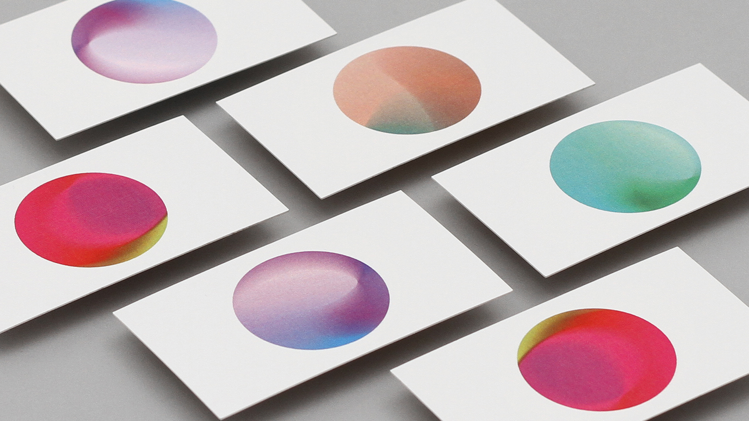 Brand identity and business cards for New York based co-working and wellness concept Primary designed by DIA