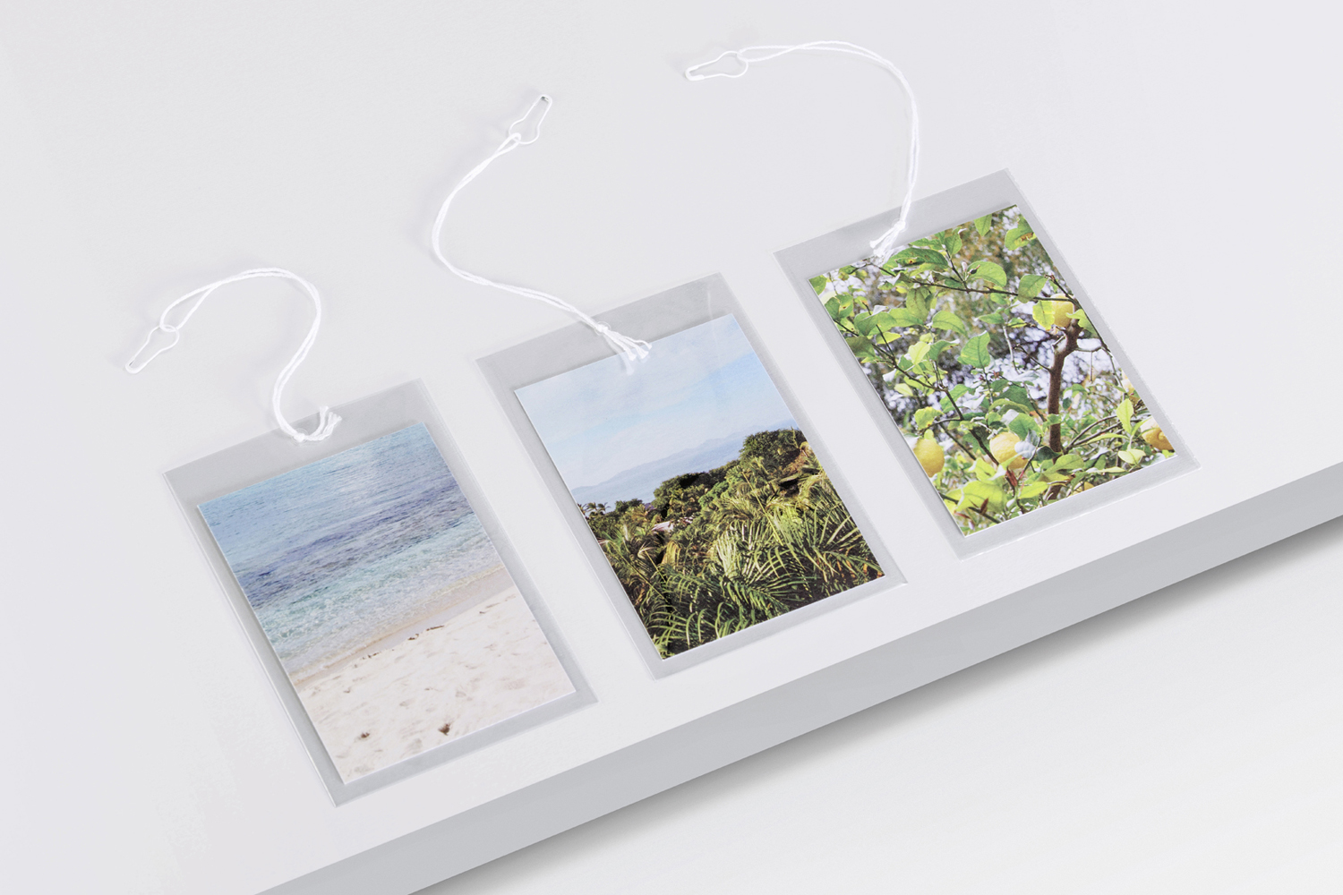 Brand identity and tags designed by Two Times Elliott for Australian fashion boutique in London The Dayrooms