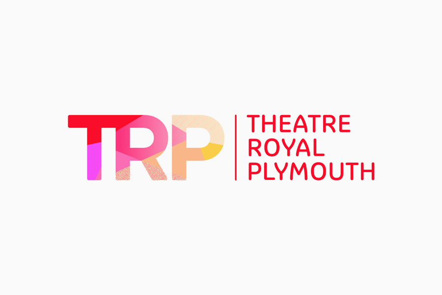 new logo for theatre royal plymouth by spy � bpampo