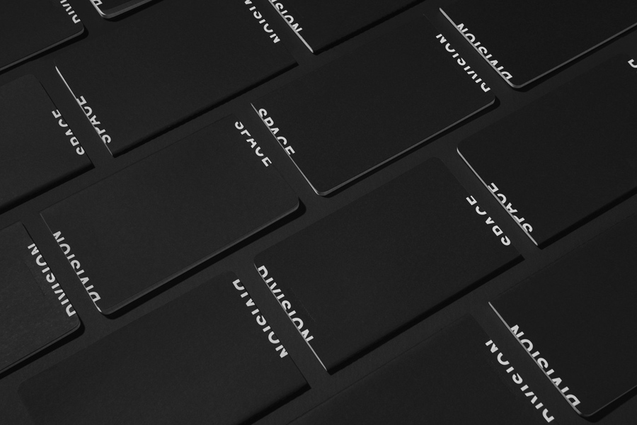 Moleskin notebooks designed by In House for award-winning Auckland based architectural practice Space Division