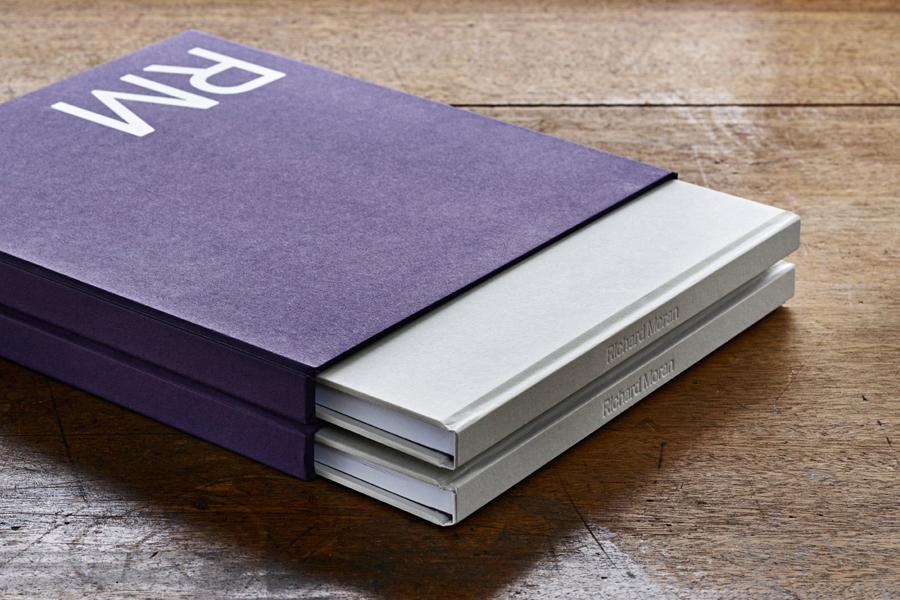 Portfolio and lookbook for photographer Richard Moran by Journal