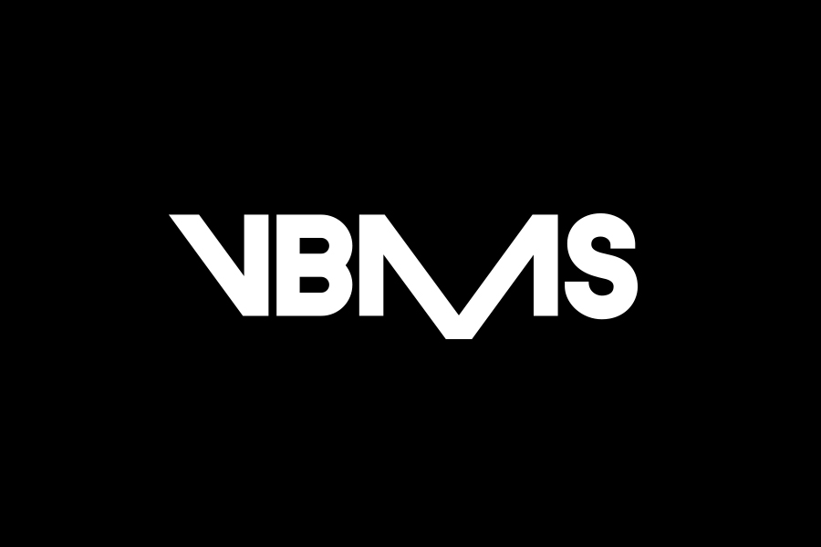 Logotype by Studio Dumbar for VBMS