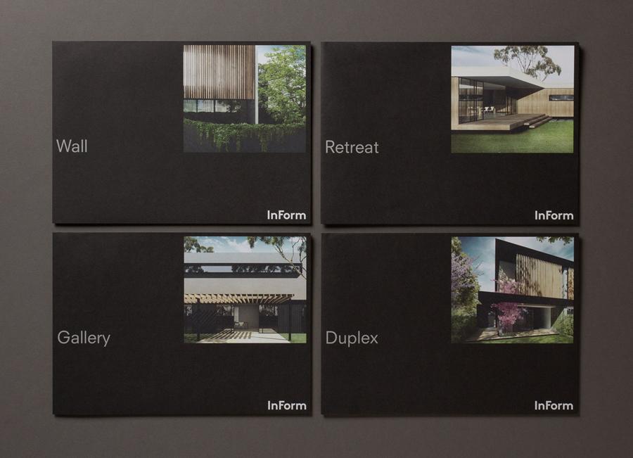 Portfolio for InForm designed by Hofstede