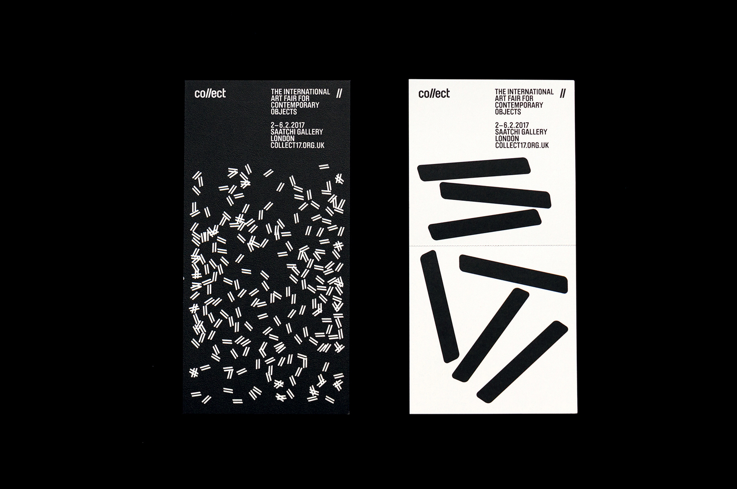 Art Gallery Logos & Exhibition Branding – Collect by Spin