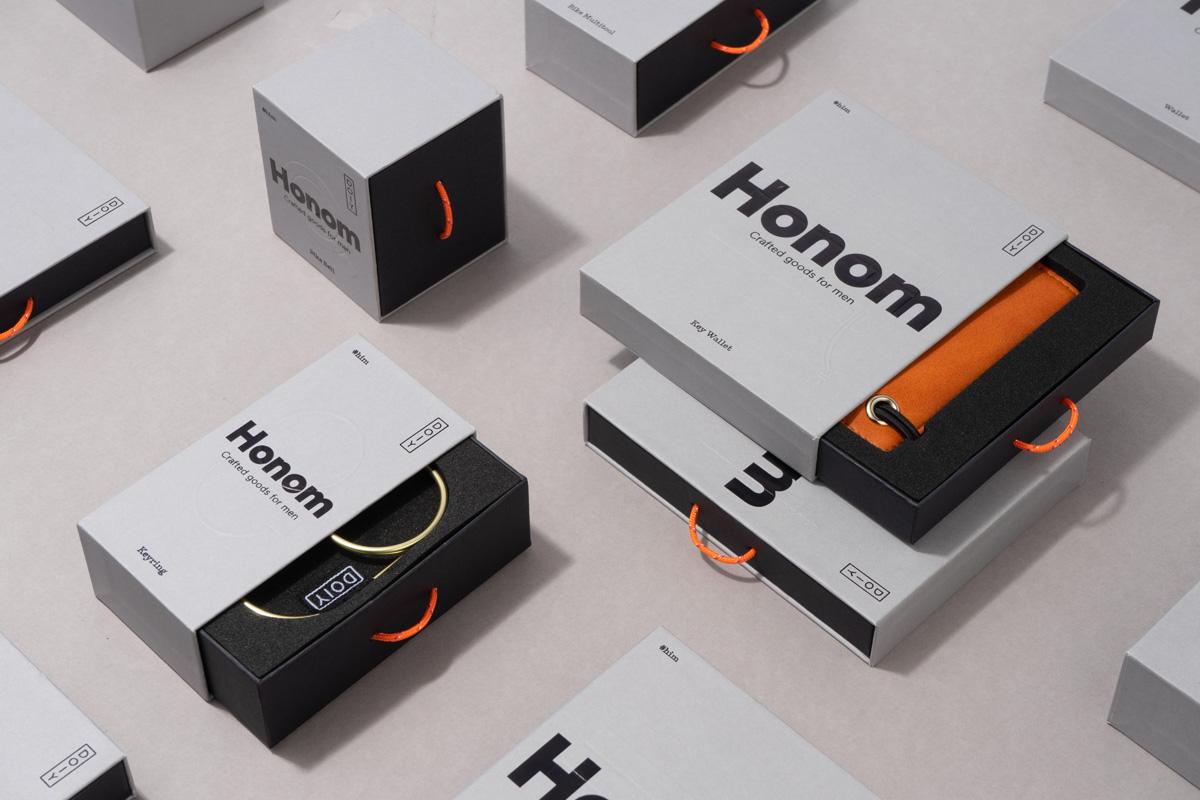 New Graphic Identity for DOIY Honom by Folch — BP&O