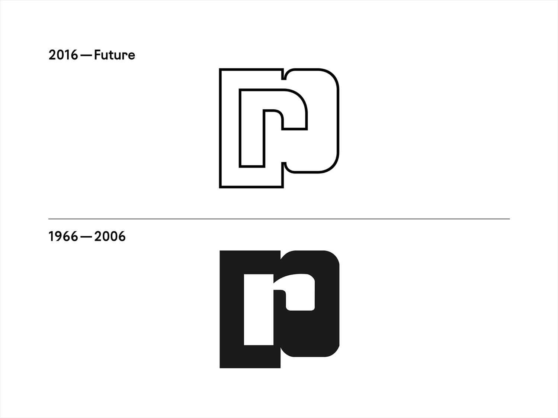 Monogram for French fashion label Paco Rabanne by Zak Group, United Kingdom