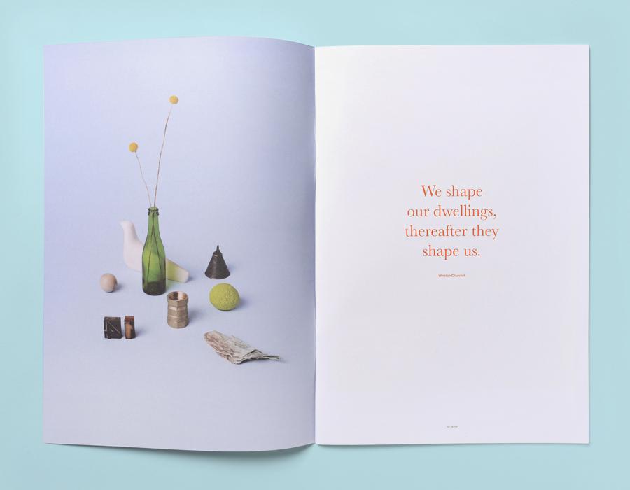 Brochure for 41 Birmingham designed by Garbett