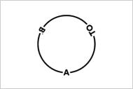Logo Design - A-TO-B