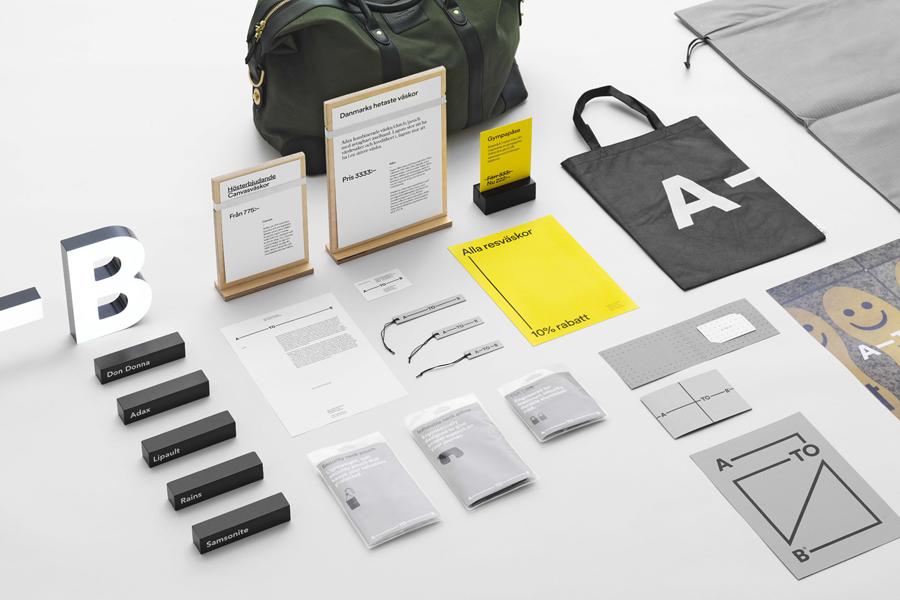 Scandinavian Design – A-TO-B by Stockholm Design Lab – Stockholm, Sweden